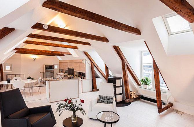 Duplex de la 1600, la Stockholm - Poza 5