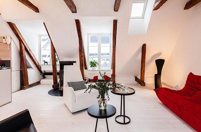 Duplex de la 1600, la Stockholm - Poza 7