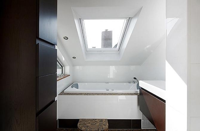 Duplex modern amenajat in lumina soarelui scandinav - Poza 15