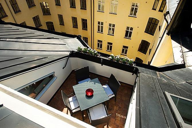 Duplex modern amenajat in lumina soarelui scandinav - Poza 17