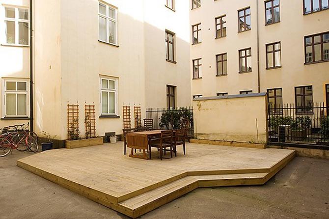 Duplex modern amenajat in lumina soarelui scandinav - Poza 19