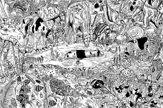 Cel mai talentat desenator de 11 ani: Dusan Krtolica - Poza 3