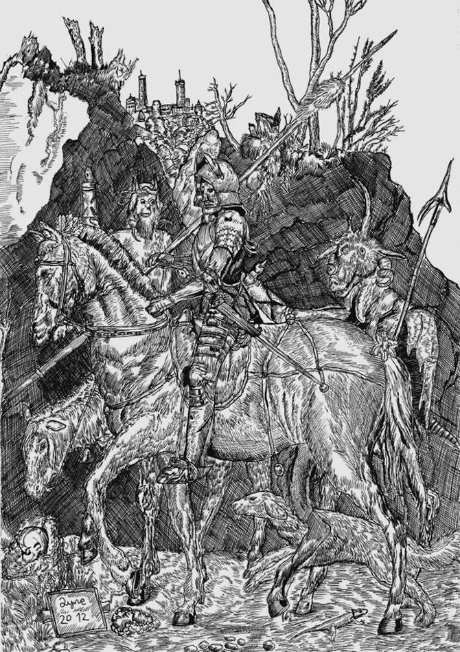 Cel mai talentat desenator de 11 ani: Dusan Krtolica - Poza 7