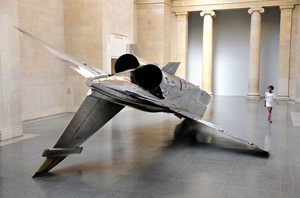 Fiona Banner - Harrier and Jaguar