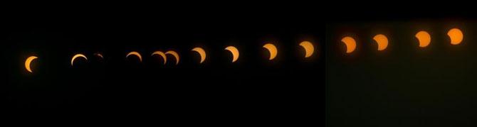 3 noiembrie: Eclipsa hibrid de luna - Poza 1