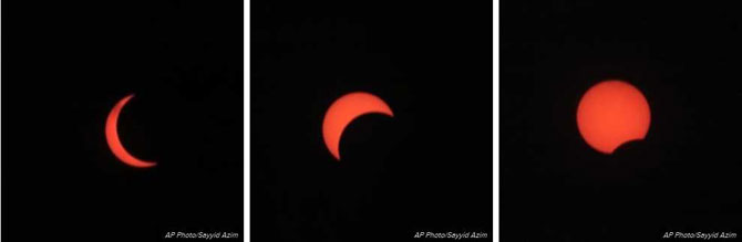3 noiembrie: Eclipsa hibrid de luna - Poza 2