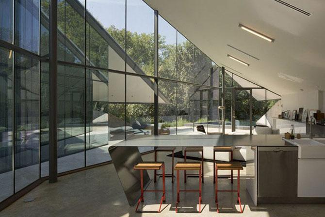 Casa acoperita de iarba: Edgeland Residence