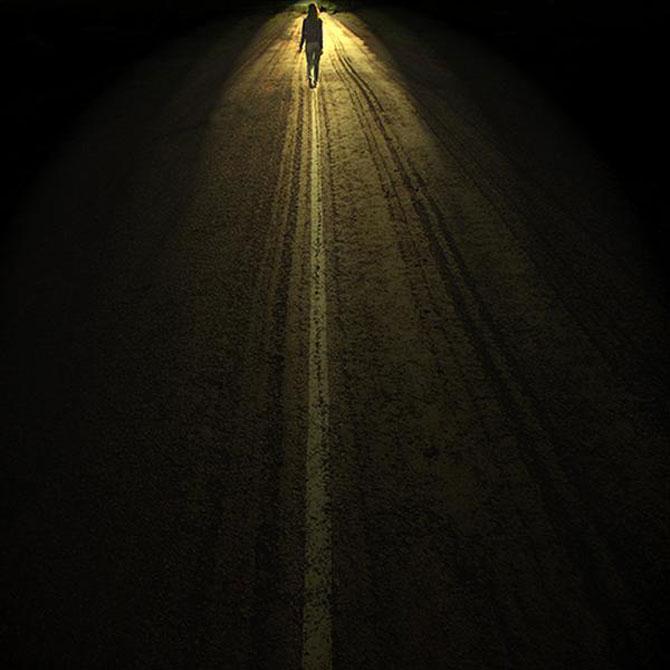 Singuratatea din fotografiile lui Egor Shapovalov - Poza 9