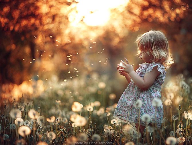 Elena Karneeva fotografiaza cei mai fericiti copii din lume - Poza 10