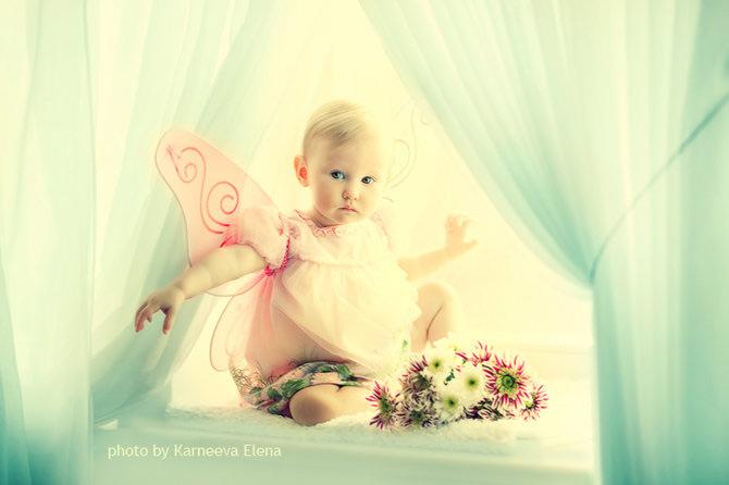 Elena Karneeva fotografiaza cei mai fericiti copii din lume - Poza 18