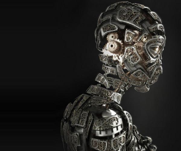 40 roboti humanoizi fantastici