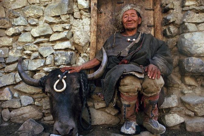 Pe crestele Himalayei, cu Eric Valli - Poza 18