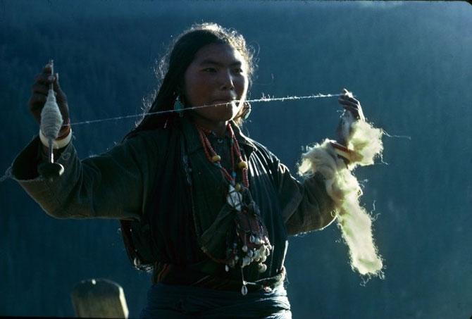 Pe crestele Himalayei, cu Eric Valli - Poza 20