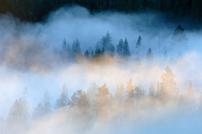 Erlend si Orsolya Haarberg iubesc impreuna natura - Poza 1