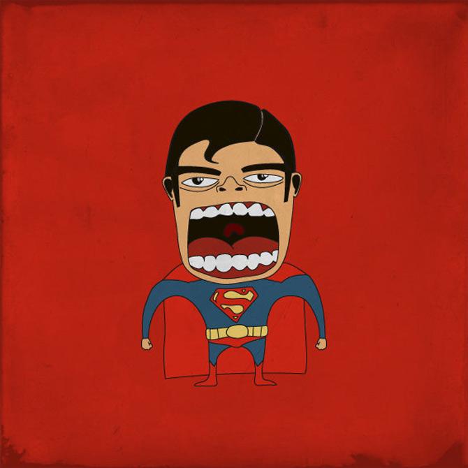 Decibeli de super-eroi: Roberto Salvador - Poza 3