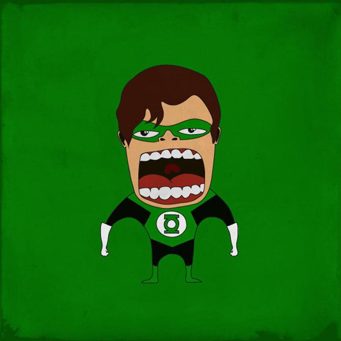 Decibeli de super-eroi: Roberto Salvador - Poza 11