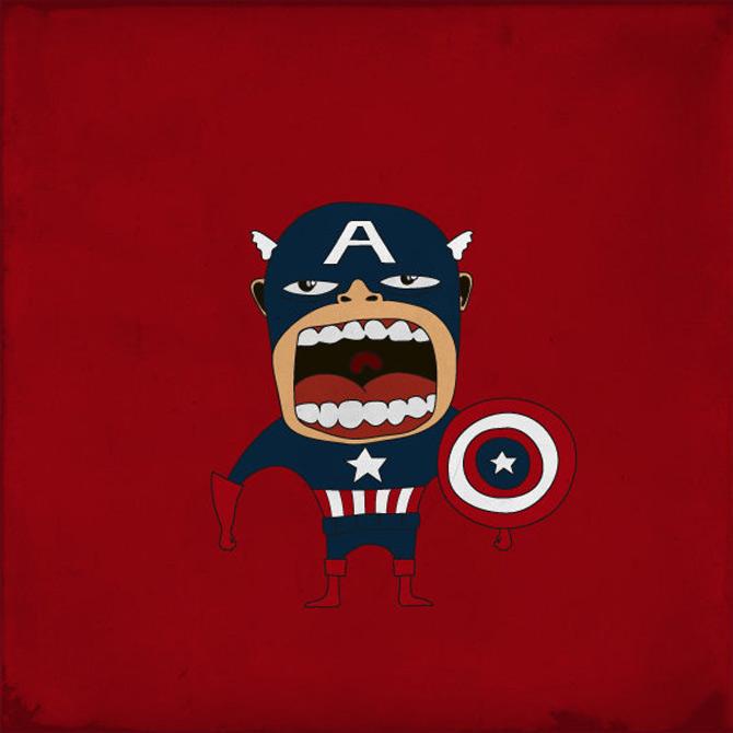 Decibeli de super-eroi: Roberto Salvador - Poza 13