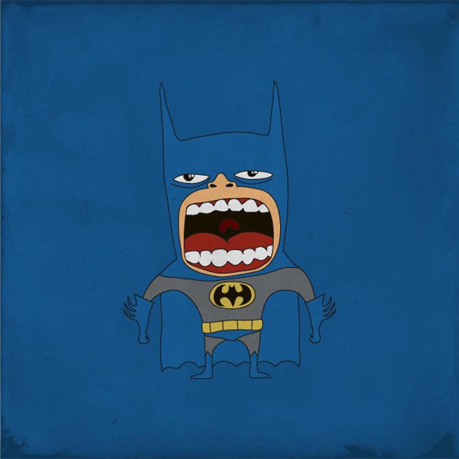 Decibeli de super-eroi: Roberto Salvador - Poza 14