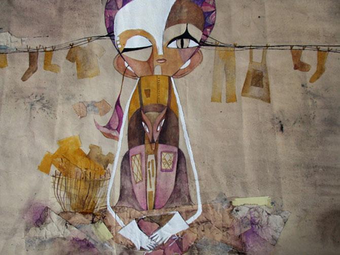 Personaje pictate cu pasiune, de Estella Cuadro - Poza 11