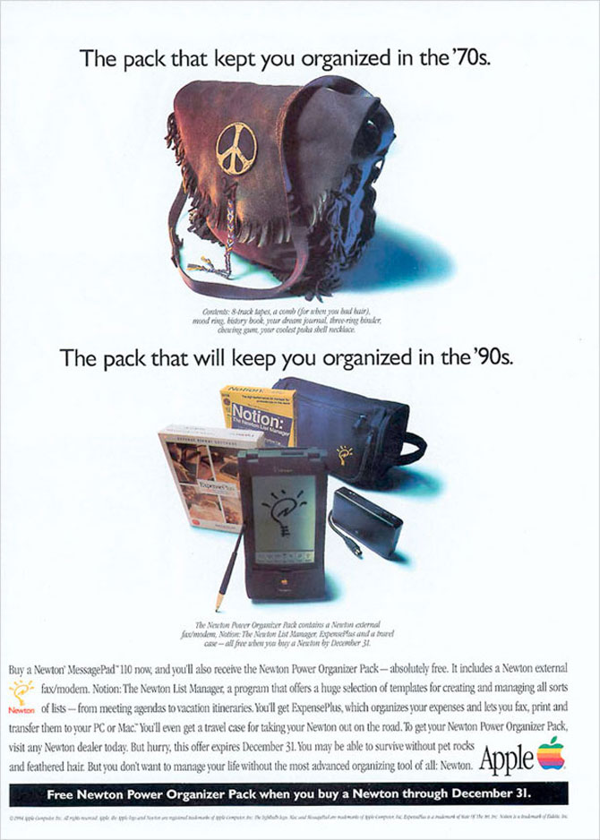 Reclamele Apple, din anii 70 pana azi - Poza 8