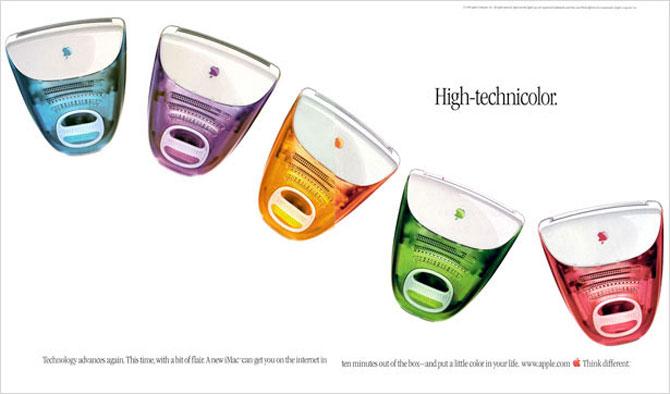 Reclamele Apple, din anii 70 pana azi - Poza 12