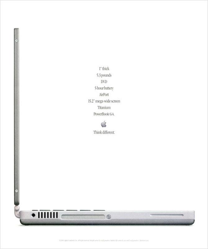 Reclamele Apple, din anii 70 pana azi - Poza 13