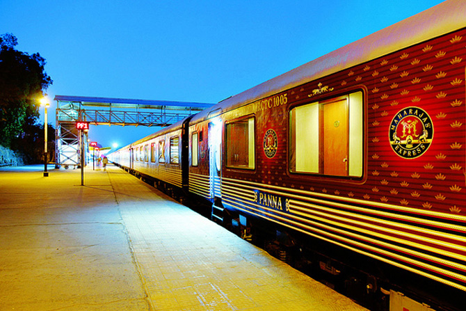 Orient Expres la superlativ – Expresul Maharajahului - Poza 2