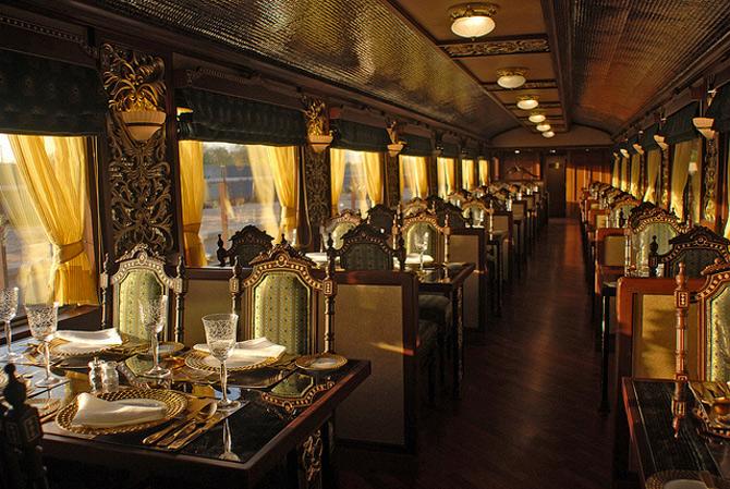 Orient Expres la superlativ – Expresul Maharajahului - Poza 3