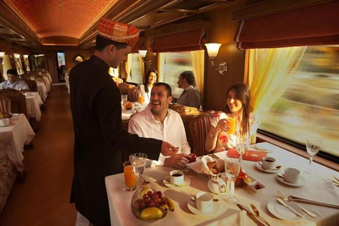 Orient Expres la superlativ – Expresul Maharajahului - Poza 22