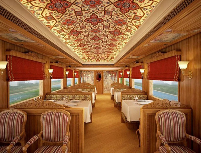 Orient Expres la superlativ – Expresul Maharajahului - Poza 23