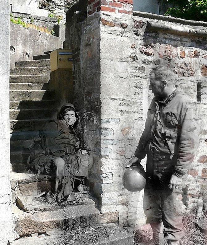 Fantomele razboiului, aduse la viata de Jo Teeuwisse - Poza 1