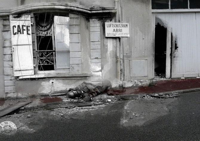 Fantomele razboiului, aduse la viata de Jo Teeuwisse - Poza 7
