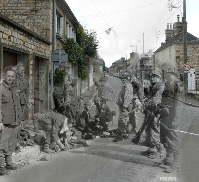 Fantomele razboiului, aduse la viata de Jo Teeuwisse - Poza 8
