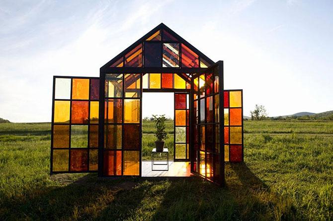 162 de ferestre din zahar caramelizat - Poza 1