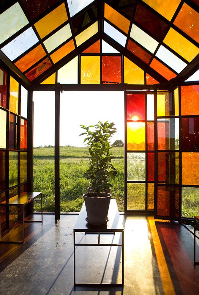 162 de ferestre din zahar caramelizat - Poza 5