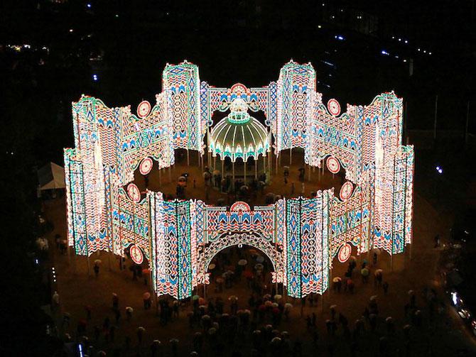 Milioane de lumini la Kobe, in Japonia - Poza 6