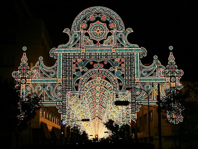 Milioane de lumini la Kobe, in Japonia - Poza 10