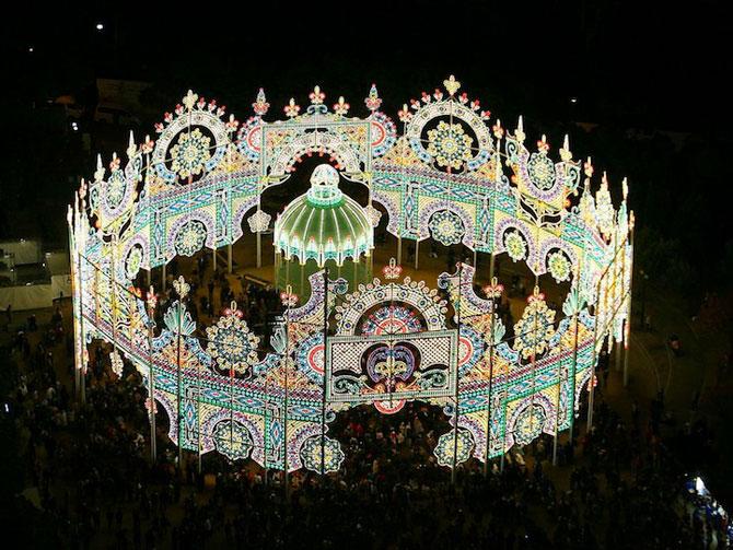 Milioane de lumini la Kobe, in Japonia - Poza 11