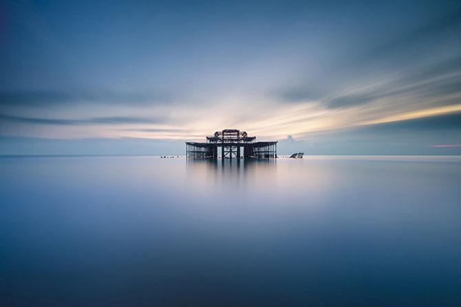 Decaderea pontonului vestic din Brighton, de Finn Hopson - Poza 3