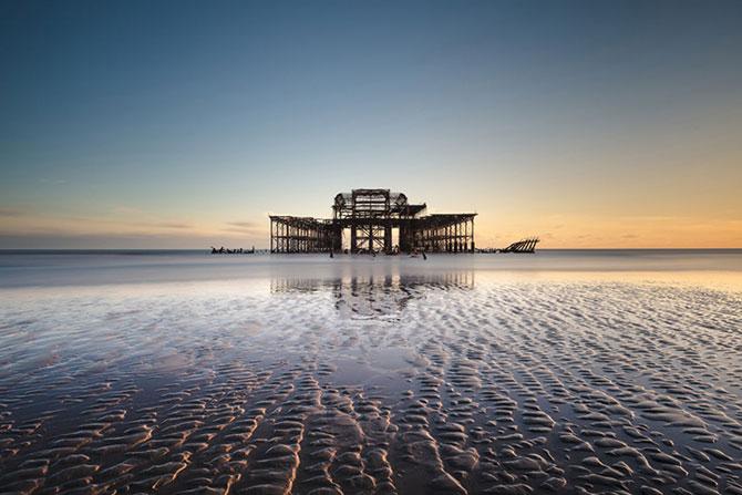 Decaderea pontonului vestic din Brighton, de Finn Hopson - Poza 4