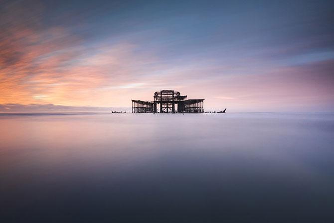 Decaderea pontonului vestic din Brighton, de Finn Hopson - Poza 9