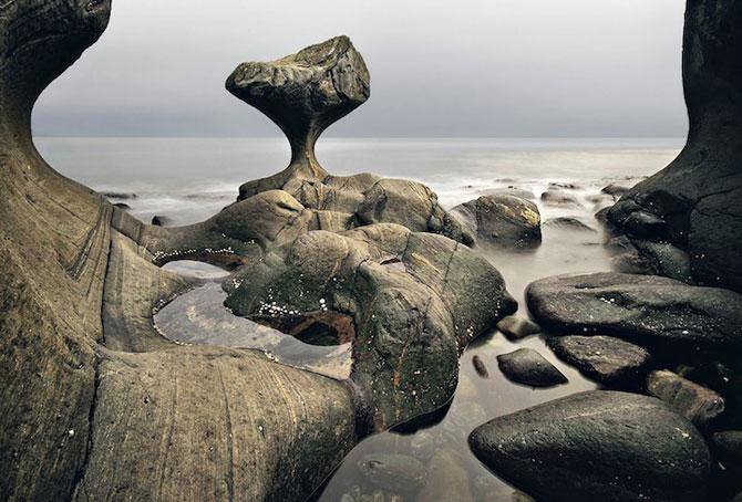 Peisaje superbe cu fiordurile norvegiene - Poza 1