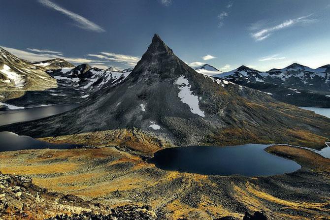 Peisaje superbe cu fiordurile norvegiene - Poza 2