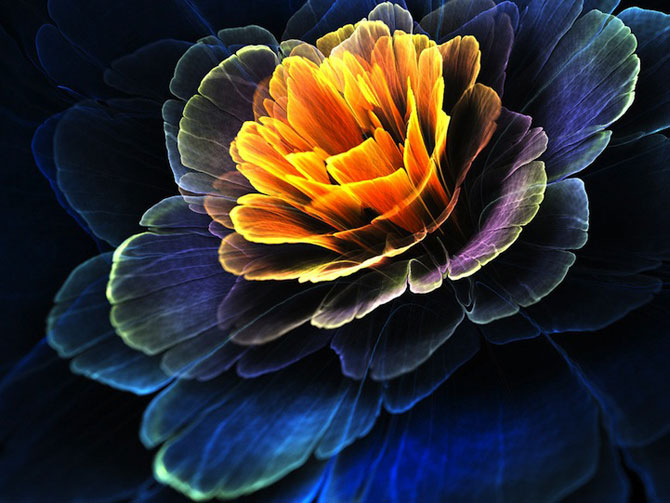 Flori luminoase, de Tatiana Kondratova - Poza 1