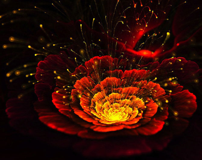 Flori luminoase, de Tatiana Kondratova - Poza 7