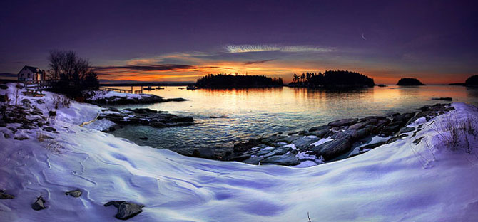 Anotimpurile din New England: detalii - Poza 10