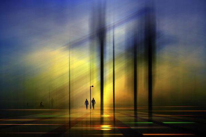 Peisaje abstracte cu siluete, de Josh Adamski - Poza 2