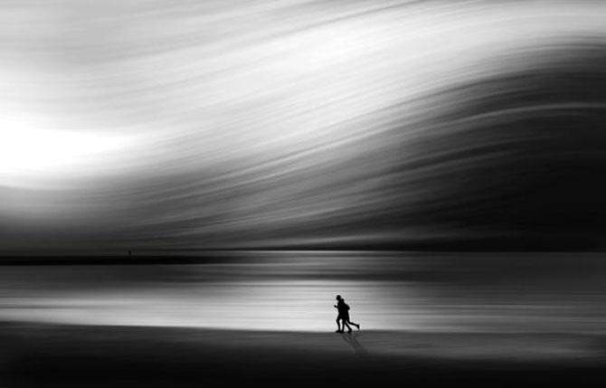Peisaje abstracte cu siluete, de Josh Adamski - Poza 5