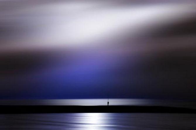 Peisaje abstracte cu siluete, de Josh Adamski - Poza 8