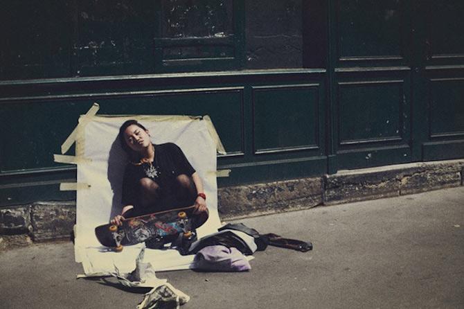 Ironie si boema la Paris cu Diane Sagnier - Poza 5